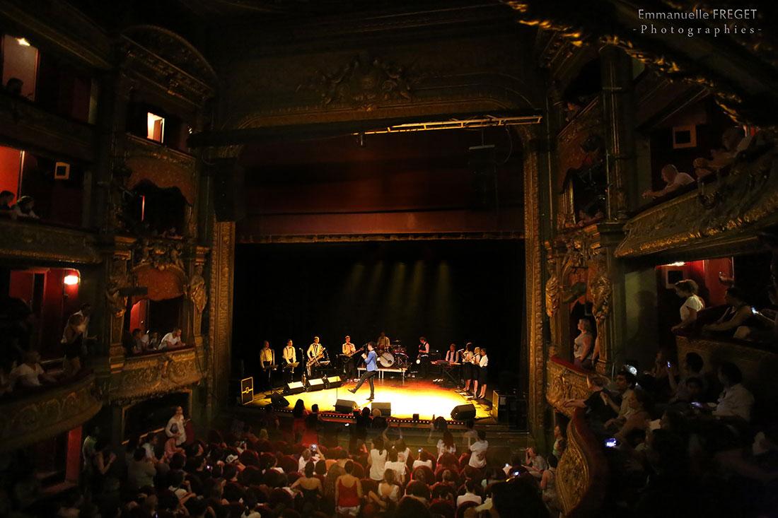 Théâtre du Gymnase Paris