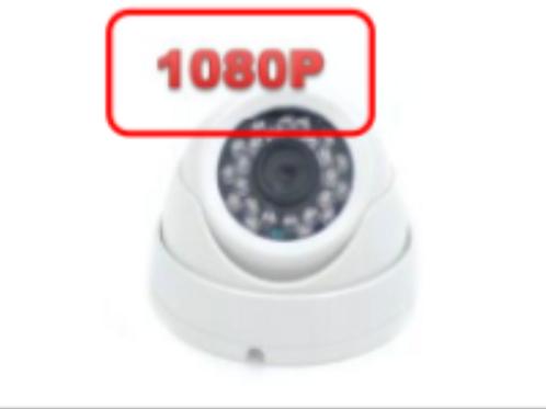 1080P Dome security camera