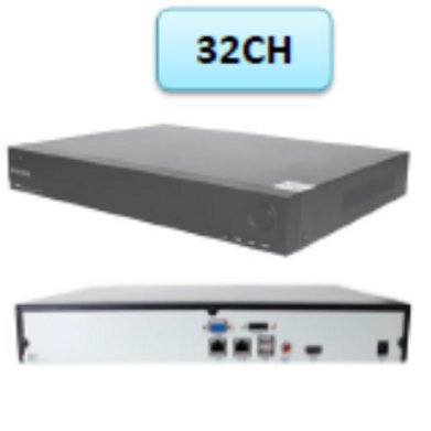 32 Channel Network Video Recorder NVR-GZ6300 B
