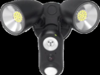 Wi-Fi Floodlight Security Camera