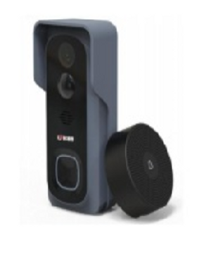 12. View of latest Video doorbell available.