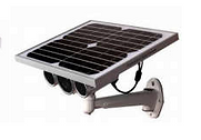 Solar Panel operated Security  Camera