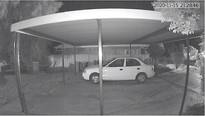 06. Clarity of the camera on a video door bell when checking of a night time.