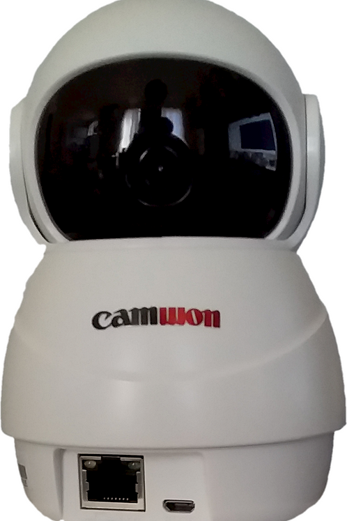 Robot Pan & Tilt Panoramic Wi-Fi IP Camera