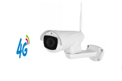 4G PTZ 1.3MP security camera