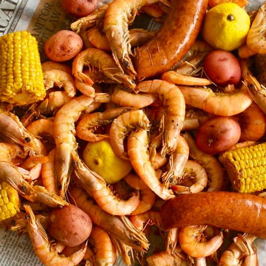 Annual Shrimp Boil