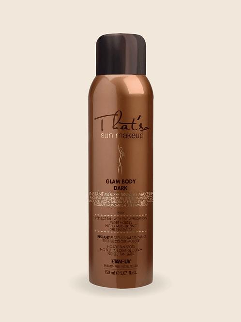 Spray tan DARK MOUSSE