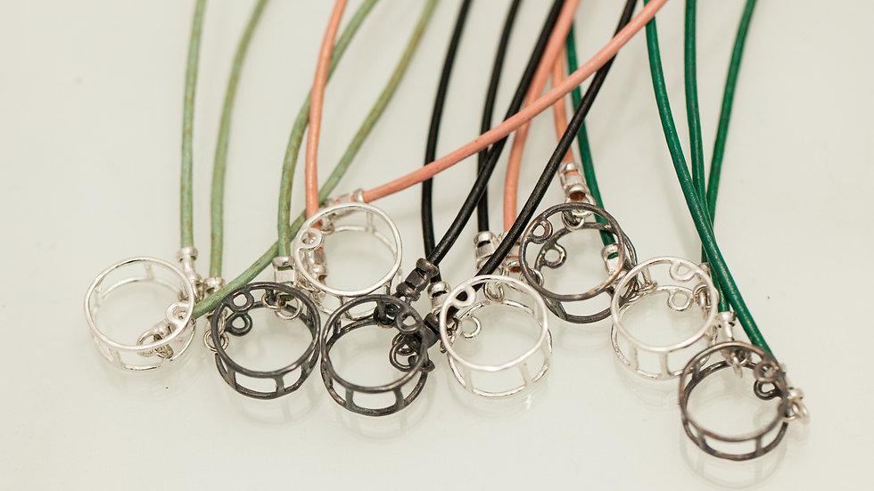 Wheel Gymnastics Necklace