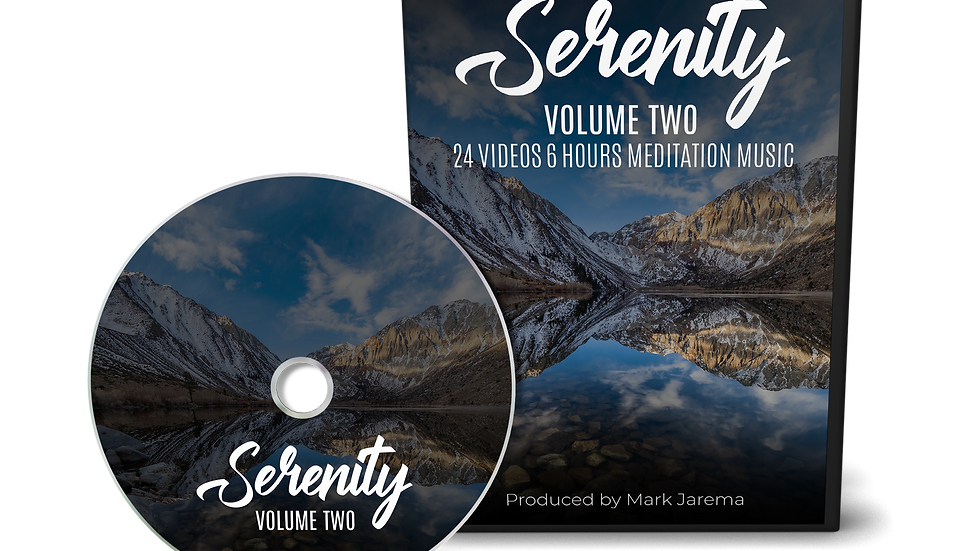 Serenity DVD Volume ONE & Volume TWO (Download)