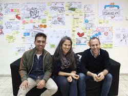 יעור מוחות צוות חדשנות עיריית תל אביב