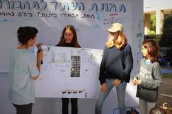 תמונת עתיד התחבורה תל אביב