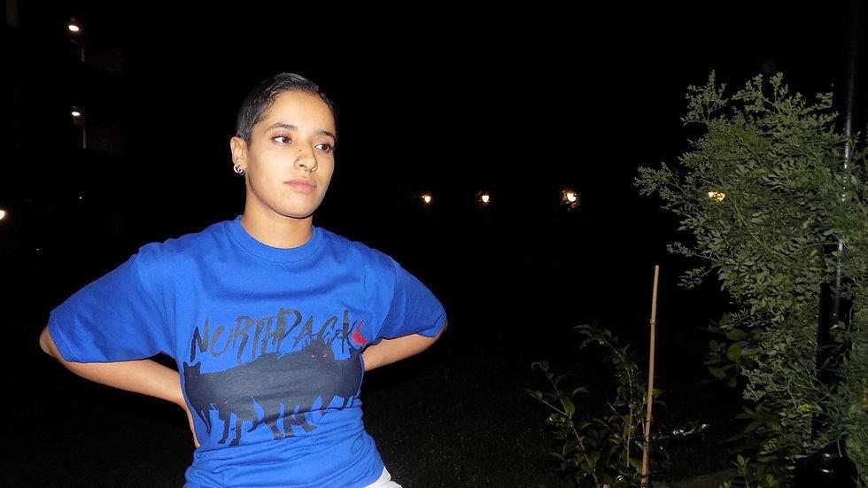 NP4 Blackout Blue T-shirt