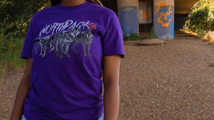 NP4 Purple Supreme T-shirt