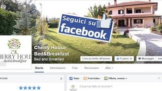 Seguici su Facebook! - Follow us on facebook!