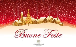 Buone Feste a tutti voi! - Happy Holidays to you!
