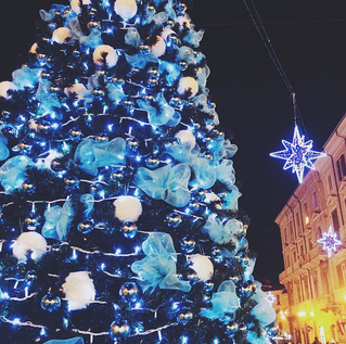 Campobasso si prepara al Natale!  - Campobasso is ready for Christmas!