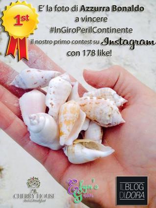 Ecco il vincitore di #InGiroPerilContinente!!