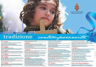Campobasso in fervore per Corpus Domini, ecco il programma! - Campobasso city in fervor for Corpus D