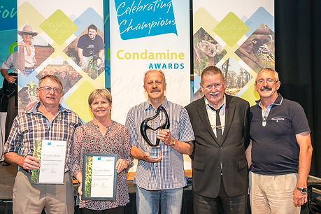 Condamine Alliance community Winner Lantana Busters