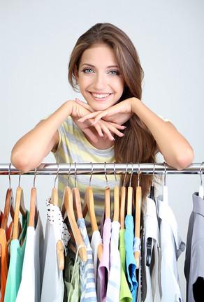 Vamos comprar no seu guarda-roupa?