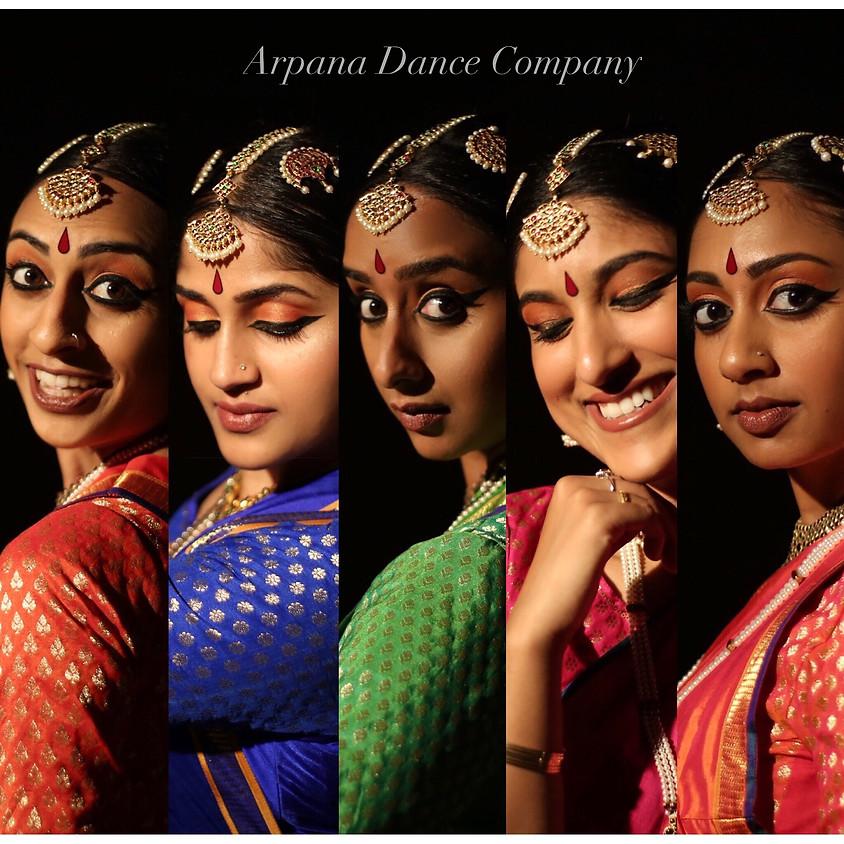 Arpana Dance Company presents SHE
