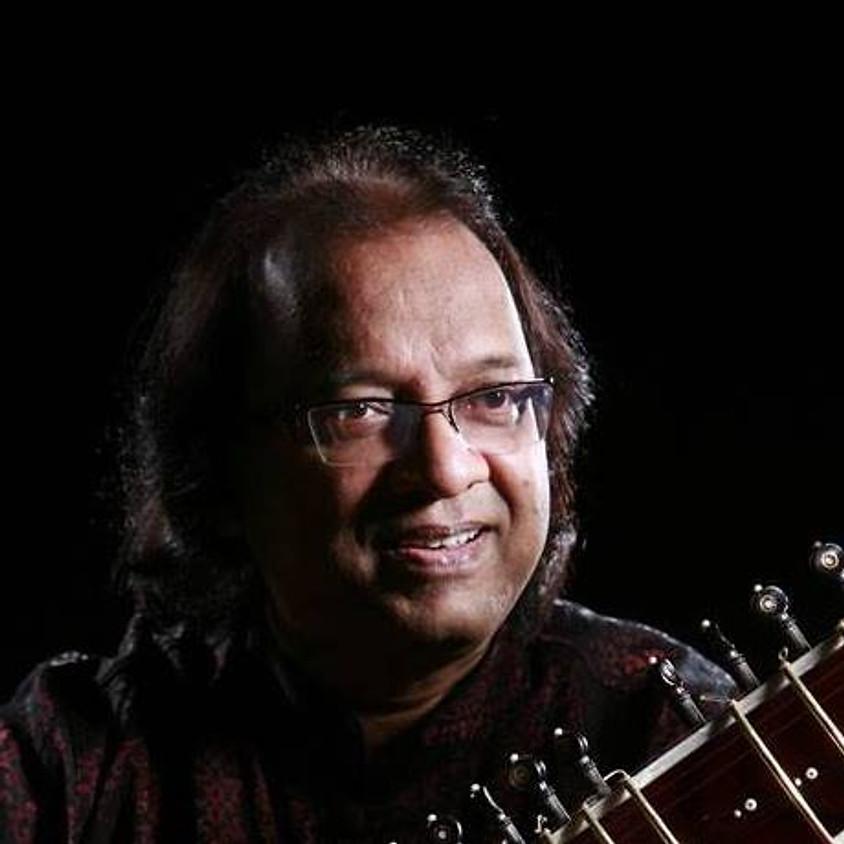 Nayan Ghosh, sitar