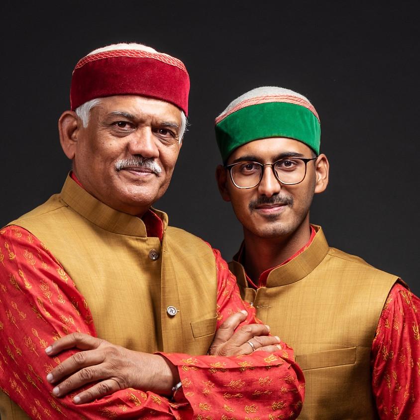 Gundecha Brothers, dhrupad vocal