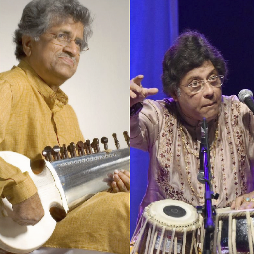 LIVING LEGENDS IN CONCERT: Rajeev Taranath and Anindo Chatterjee