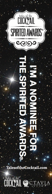Spirited Awards bookmark, 2017