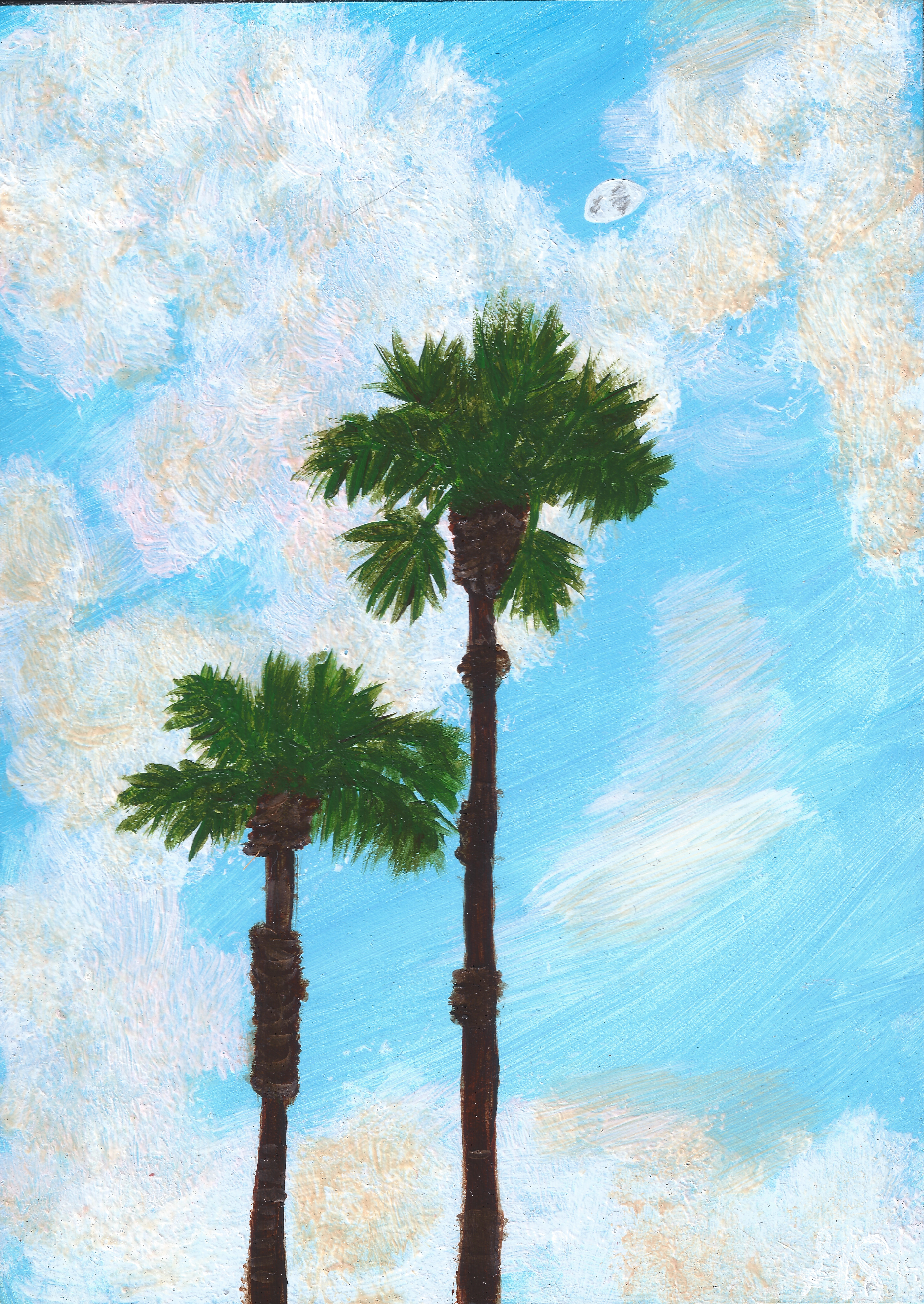 Two Palms, 2017