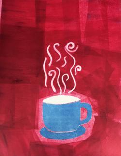 Coffee cup series, 2017