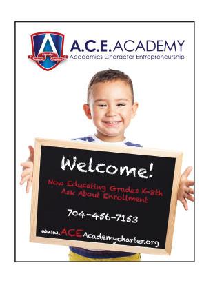 A.C.E. Academy Magazine Ad