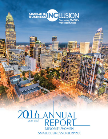 City of Charlotte Small Business Annual Report