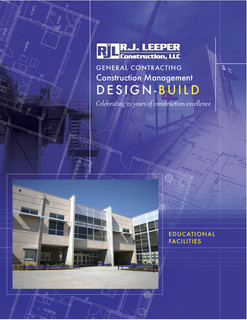 RJ Leeper Construction Brochure