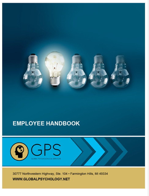 GPS Employee Handbook