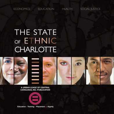 Published Book: The State of Ethnic Charlotte