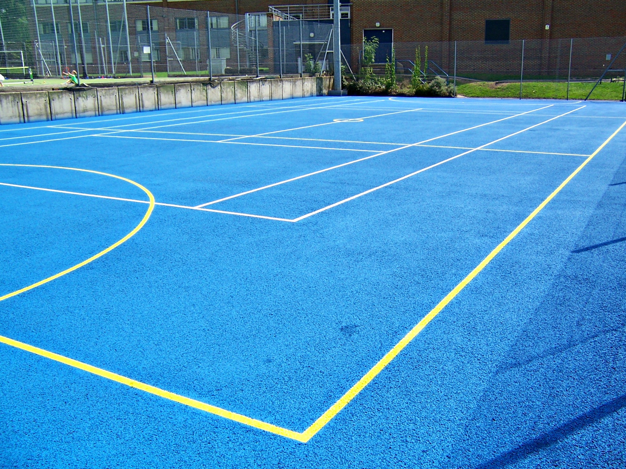 Line Marking & Colour Coating