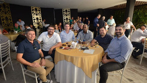 O IEPTB-ES participa de reunião com empresários da região Sul do Espírito Santo