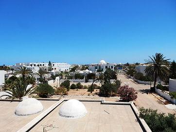 Cité Hasdrubal: In diesem Privaquartier befinden sich alle AHA-Ferienhäuser. Zentral und sehr strandnah.