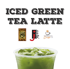 Green Tea Graphic