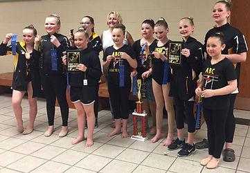 Proud ABC Dancers