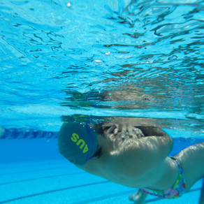 Advanced Tech Session for Freediving Record Holder Adam Stern.