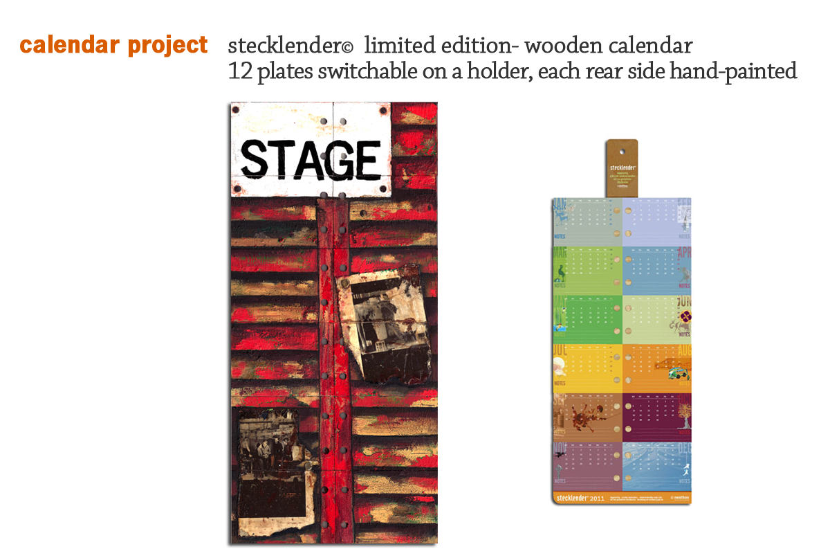Stage- Calendar