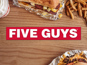 The Five Guys of Five Guys