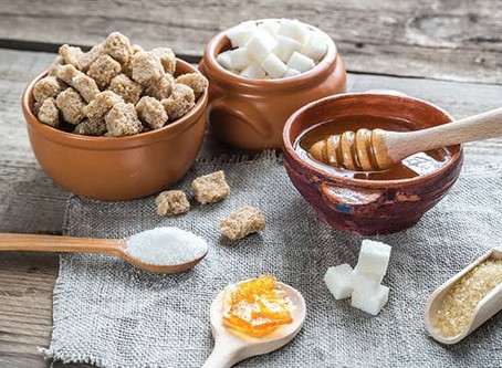 5 Sweeteners That Are Healthy Replacements To Refined White Sugar