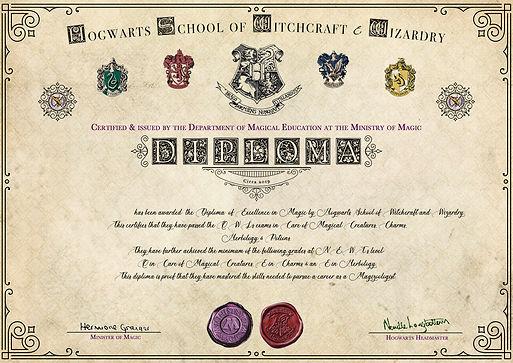 Magizoologist diploma.jpg