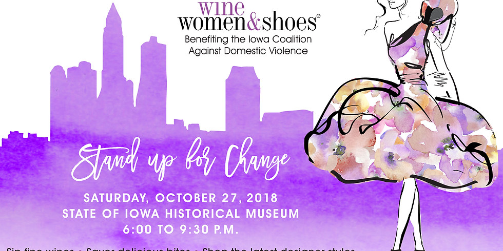 4th Annual Wine Women & Shoes