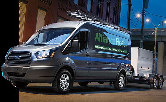 Alliance Fleet, LLC, Commercial Van Partitions