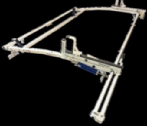 Single Drop Down Ladder Rack