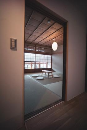2nd Floor Main Tatami Room